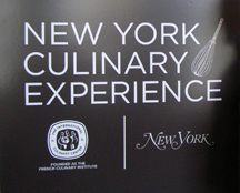 The New York Clinary Eperience 2012 - New York City - Photo by Luxury Experience