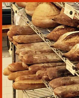 Artisan Bread - photo by Luxury Experience