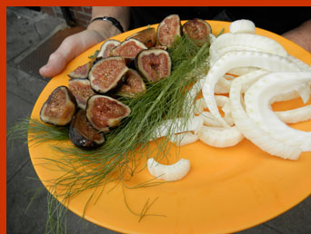 Fresh Figs, Fennel - photo by Luxury Experience