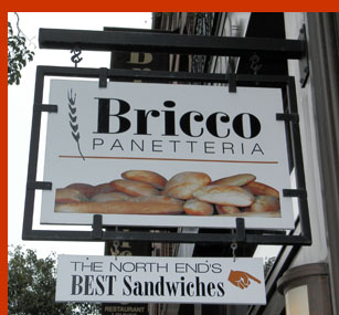 Bricco Panetteria - North End Food Tour - photo by Luxury Experience