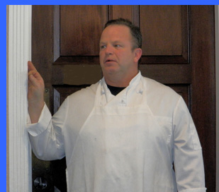 Chef Bill Titus - photo by Luxury Experience
