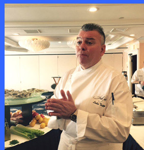 Chef Leslie Tripp - Photo by Luxury Experience