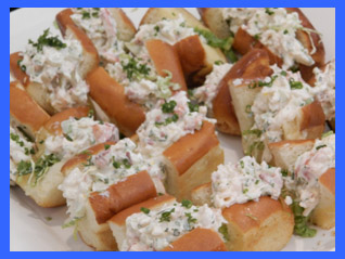 Maine Cold Lobster Roll  - photo by Luxury Experience
