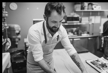 Chef Matrhew Pietsch- photo by Jaimie Skriba