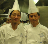 Chef Lu Kwok Ching, Chef Ip Chi Cheung