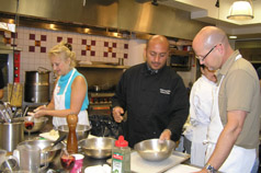 ICE Tapas class with Chef Jordy Lavanderos