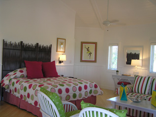 The Abaco Cabana room