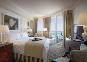 Acqualina Resort & Spa on the Beach - Oceanfront Bedroom