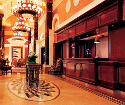 Acqualina Resort & Spa on the Beach - The Front Desk and Gallary