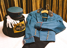 Hotel Adlon Kempinski, Berlin, Germany -Pagenuniform