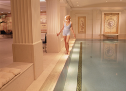Hotel Adlon Kempinski, Berlin, Germany - Pool