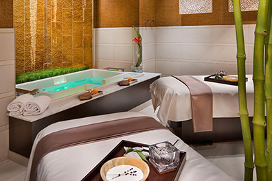 Couple Massage Suite - Atlantis Casino Resort Spa - Reno, Nevada