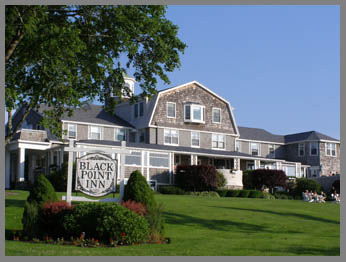 Black Point Inn - Prouts Neck, Maine - photo by Luxury Experience