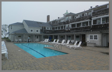 Outdoor Pool - Black Point Inn, Maine - photo by Luxury Experience