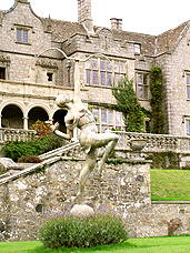 Bovey Castle on Dartmoor National Park Sculptures