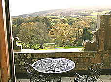 Bovey Castle on Dartmoor National Park Suite Terrace views