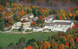 Canyon Ranch, Lenox, Massachusetts