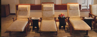 Canyon Ranch Lenox - Relaxation Room