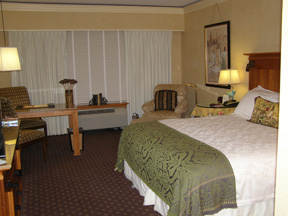 Canyon Ranch Lenox - Guestroom- Photo by Luxury Experience