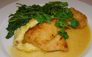 Honey Balsamic Glazed Chicken - Canyon Ranch Lenox, Massachusetts - Photo by Luxury Experience