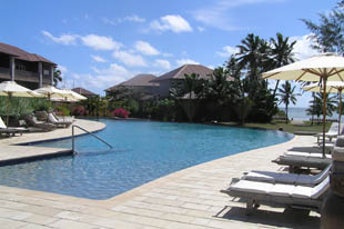 Cap Est Lagoon Resort and Spa Pool