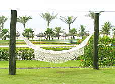 Casa Grande hammock with sea view