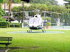 Casa Grande heliport