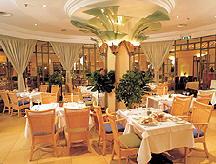 Kempinski Hotel Corvinus Giordino Restaurant