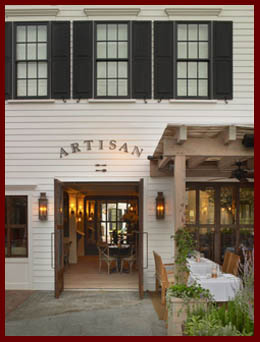 Artisan Restaurant - Delamar Southport, Southport, CT, USA