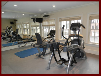 Fitness Center -Delamar Southport, Southport, CT, USA - photo by Luxury Experience