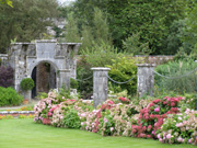 Dromoland Castle Hotel & Country Estate, Newmarket-on-Fergus, County Clare, Ireland - Gardens