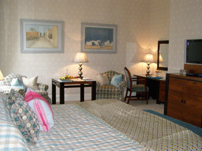 Dromoland Castle Hotel & Country Estate, Newmarket-on-Fergus, County Clare, Ireland - Guestroom