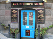 The Bishops Arms at the Elite Plaza Hotel