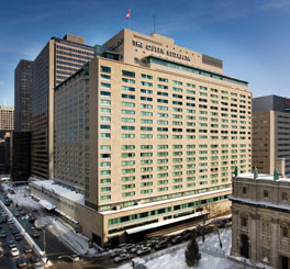 Fairmont The Queen Elizabeth, Montreal, Canada