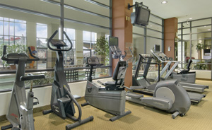 The Fitness Center at The Fairmont Tremblant - Mont-Tremblant, Canada