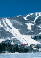 Ski in, Ski out at Mont-Tremblant, Canada