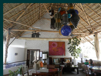 Reception area - Grand Miramar Puerto Vallarta, Mexico - photo by Luxury Experience