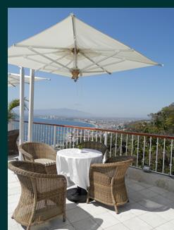 Sky Lounge - Grand Miramar Puerto Vallarta, Mexico - photo by Luxury Experience