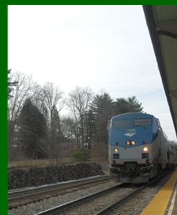 Amtrak - Cardinal Line - The Greenbrier Resort - Photo by Luxury Experience