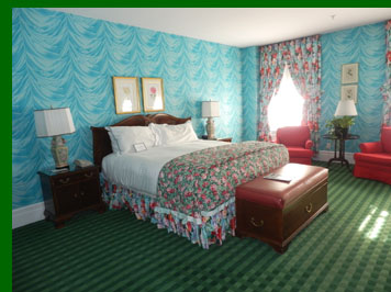 Guestroom - The Greenbrier, WV, USA - photo by Luxury Experience