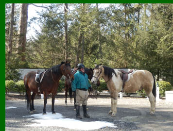Horseback Riding - The Greenbrier Resort - Photo by Luxury Experience
