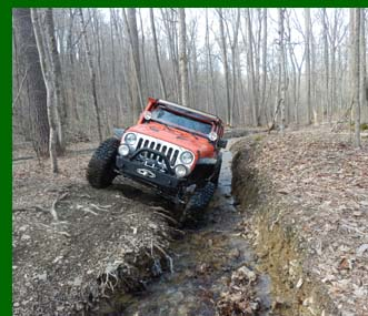 Off Roading - - The Greenbrier Resort - Photo by Luxury Experience