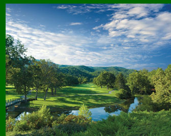 The Greenbrier Golf Course - WV, USA