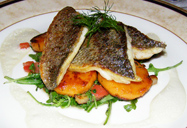 Hayfield Manor Hotel, County Cork, Ireland  - Seabass