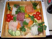 Grand Hotel Heiligendamm, Germany - Baltic Sushi Bar - Sashimi