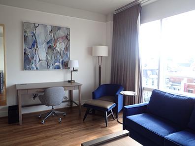 The Hotel Concord - Junior Suite