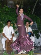 Las Brisas Ixtapa - Ixtapa-Zihuatanejo, Mexico - Flamenco Dancer