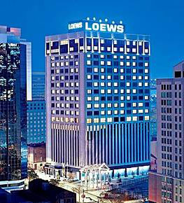 Loews New Orleans Hotel, New Orleans, Louisina, USA