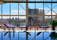 Beijing, China - Kempinski Hotel Beijing Lufthansa Center - Pool