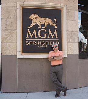 Edwad F. Nesta - MGM Springfield - photo by Luxury Experience